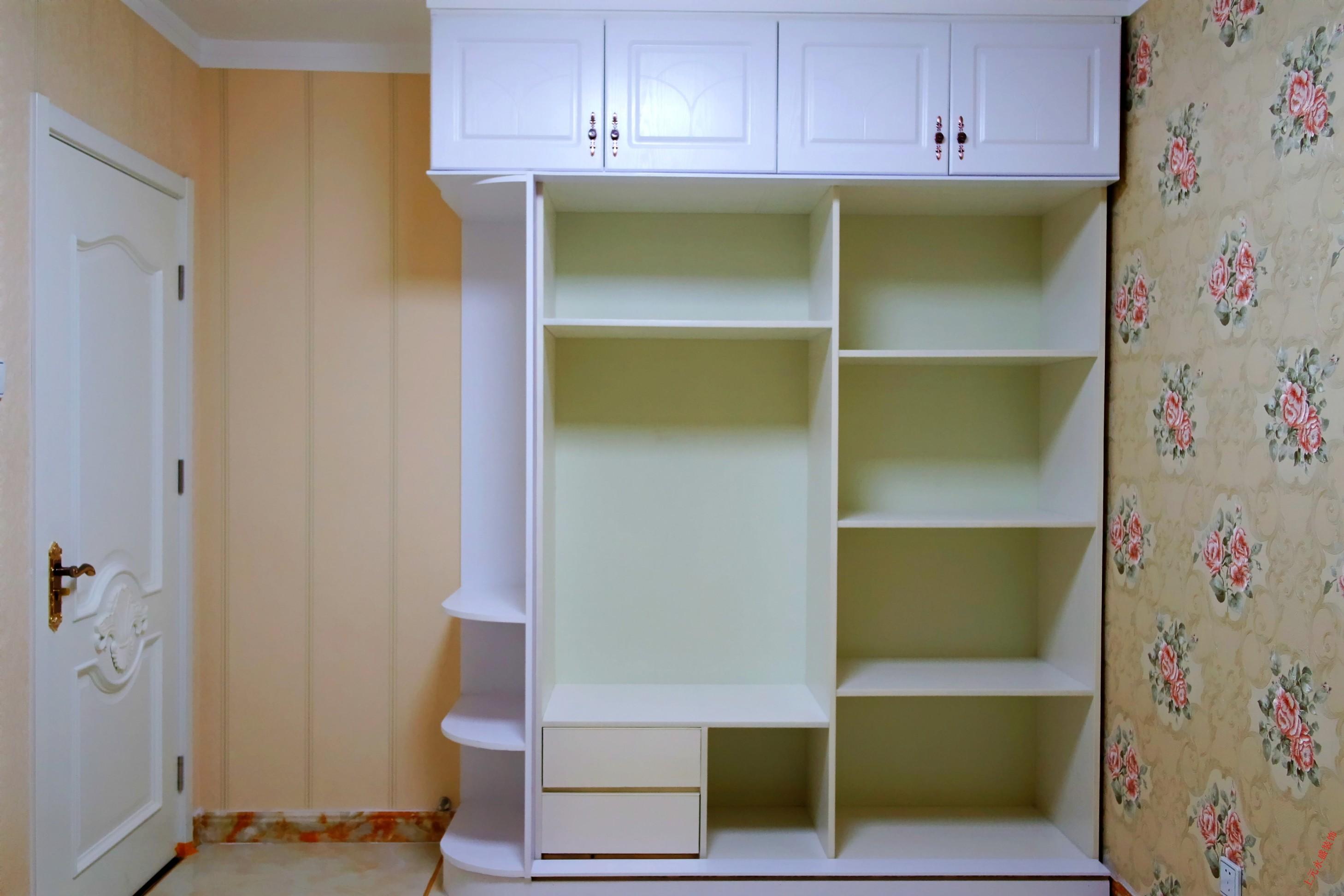 衣柜 内部结构